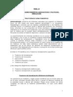 TEMA 15 Trastornos Somatomorfos, Disociativos y Facticios. Simunlación