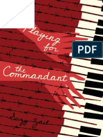 Playing For the Commandant by Suzy Zail Chapter Sampler