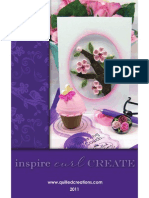 2011 Quilled Creations Catalog