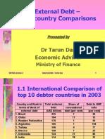 Public Debt Lecture-2 by Tarun Das