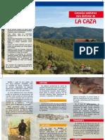 CONSEJOS SANITARIOS PARA DISFRUTAR DE LA CAZA