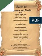 Himno Guardia Del Pueblo D-sur Miranda