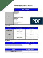 Jadual Tarikh Ujian PT3 2014