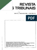 TUCCI, Rogerio Lauria. Indiciametno e Qualificação Indireta