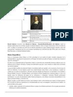 Baruch Spinoza