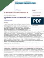 Revista Cubana de Salud Pública - El componente social de la salud pública en el siglo XXI.pdf