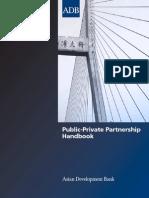 ADB Public Private Partnership Handbook
