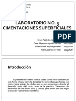 Laboratorio No. 3