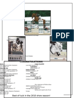 Petrie Show Stables Opha Newsletter Page 2