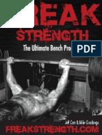 Final Bench Program1