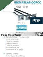 Pernos Swellex - Python