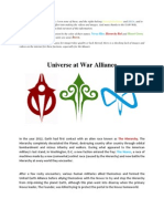Universe at War Alliance