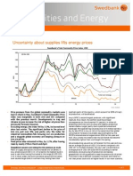 Commodities Letter - 2014