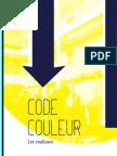 Les coulisses de l'exposition « Code Couleur »