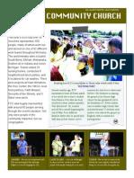 FCC Newsletter July '14