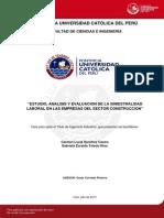 Sanchez Carmen Siniestralidad Laboral Sector Construccion