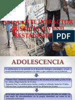 Adolescente Infractor en La Ley Penal