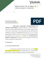 1 Modelo Contestação - Jec e Proc Sum (m) - Betacred 2012