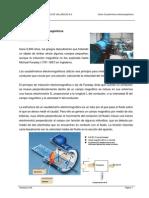 Guion Caudalimetros Electromagneticos ETAP Las Eras