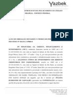 Contestação - Jec Df - Bv e Atl - Obrigação de Fazer - Apresentar Cheques - Dano Moral - Simpl - Not - Serasa - Acsp - Ccc