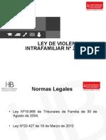 R. Foucaut - Ley VIF