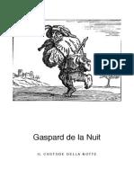 Gaspard de La Nuit Score