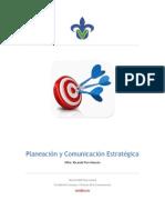 """Programa de Evaluación """"Planeación y Comunicación Estratégica"""""""