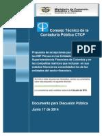 Noticia 26 de Junio - CTCP Financiera-NIIF