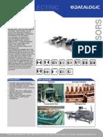 DataSensor S50B Universal Tubular Sensors