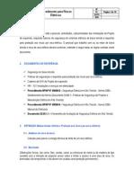 Procedimento Para Riscos Elétricos - Riscos Elétricos