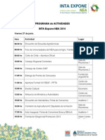Programa Inta Expone