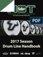 HOT Drum Line Handbook