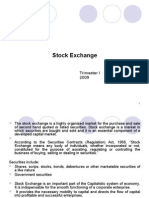23606527 Stock Exchange