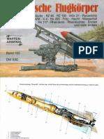 Waffen Arsenal - Band 103 - Deutsche Flugkörper