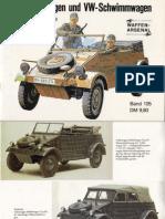 Waffen Arsenal - Band 105 - VW-Kübelwagen und VW-Schwimmwagen