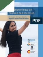 Empoderamiento de Mujeres Adolescentes