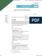 Direct Marketing Online Course Outline _ Canadian Marketing Association