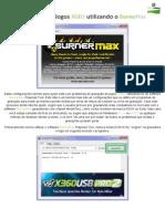 Configurações Para Gravar Jogos XGD3 Utilizando o BurnerMax Playload Tool