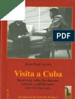 Jean Paul Sartre - Visita a Cuba TR