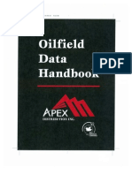 APEX - Oilfield Data Handbook