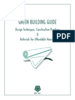 RCAC - Green Building Guide - 2009