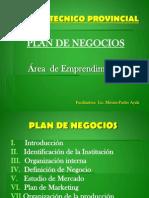 Plan de Negocios - Capacitacion Emprendimiento