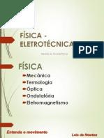 FÍSICA - ELETROTÉCNICA