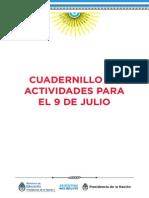 Cuadernillo-9 de Julio