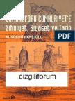 187382905 M Şukru Hanioğlu Osmanlıdan Cumhuriyete Zihniyet Siyaset Ve Tarih 2006