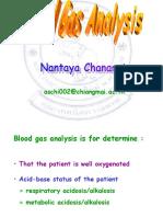 Bl Gas Analyzer