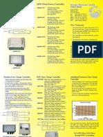 Schams solar Flyer MPPT-En