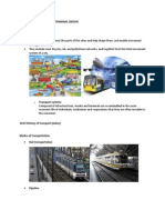 Transport Planning and Terminal Design2