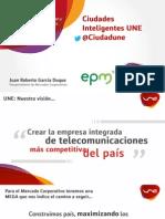 Medellín de Ciudad Digital a Ciudad Inteligente_EPM _memorias
