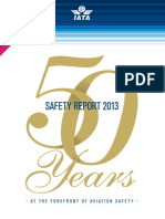 Iata Safety Report 2013